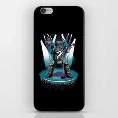 Jukebox Hero iPhone & iPod Skin