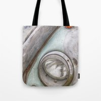 VW Beetle Tote Bag