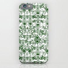 Green Pattern iPhone 6s Slim Case