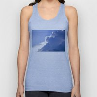 Clouds No.1   -  Thunder Unisex Tank Top