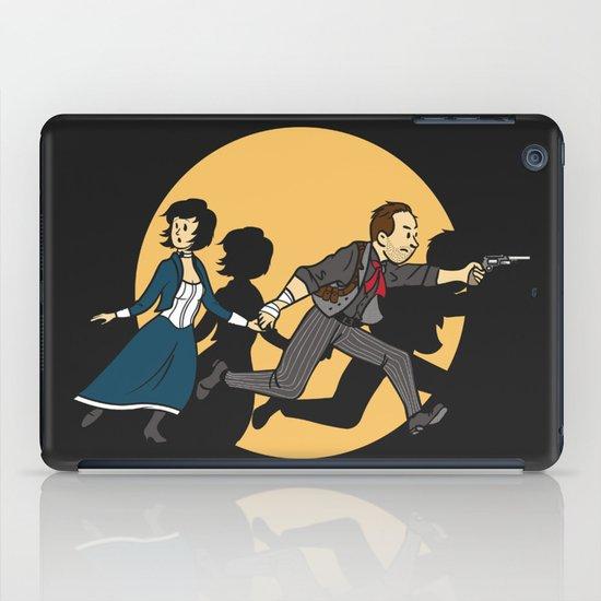 TinTinfinite iPad Case