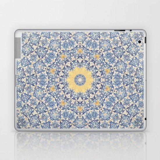 Deep States (Mandala) Laptop & iPad Skin