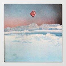 L'appiglio Canvas Print