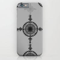 Black and White  iPhone 6 Slim Case