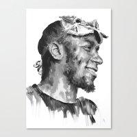 Mos Def Canvas Print