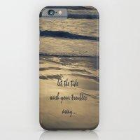 Golden Tide iPhone 6 Slim Case