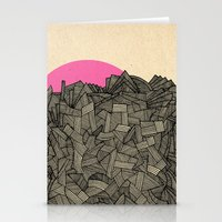 - Obscure The Pink Shade… Stationery Cards