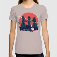 Kendo Womens Fitted Tee Cinder SMALL