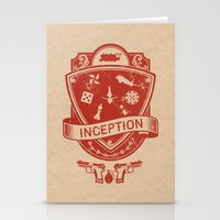 Totem Emblem Stationery Cards