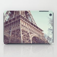 Daydreams at the Eiffel iPad Case