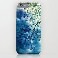 iPhone & iPod Case featuring The Tree of Winter Colors by Caleb Troy