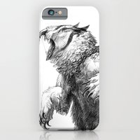 Owlbear iPhone 6 Slim Case