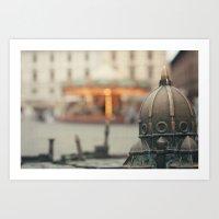 Piazza Della Repubblica Art Print
