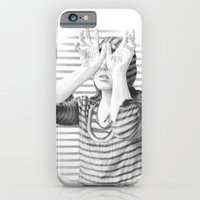 iPhone & iPod Case featuring Invisible by Rena Littleson