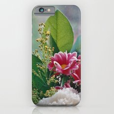Pink Bouquet Slim Case iPhone 6s