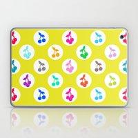 Yummy Cherries Laptop & iPad Skin