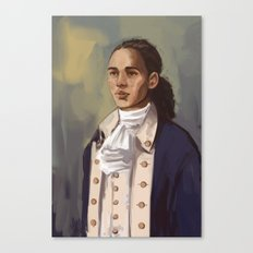John Laurens Canvas Print