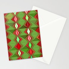 Waterbomb Holiday Colors Stationery Cards