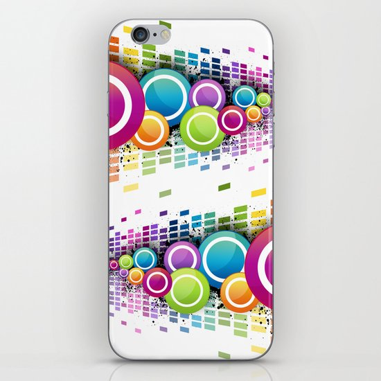 Get Freaky With Me! iPhone & iPod Skin