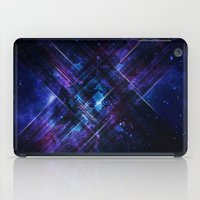 Cosmic Interference iPad Case