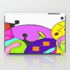 Can you feel the music iPad Case