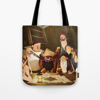 Secret Treasure Tote Bag
