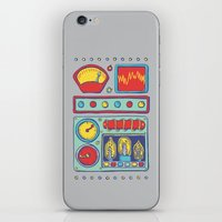 Retrobot iPhone & iPod Skin