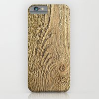 Unrefined Wood Grain iPhone 6 Slim Case