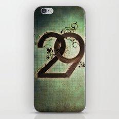 29 iPhone & iPod Skin