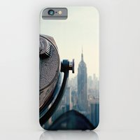 Empire State Building NYC iPhone 6 Slim Case