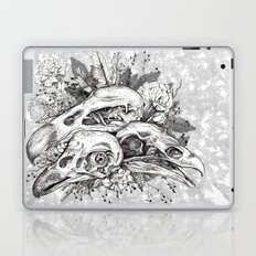 Skull Pile Laptop & iPad Skin