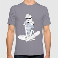 Sailortrooper Mens Fitted Tee Slate SMALL