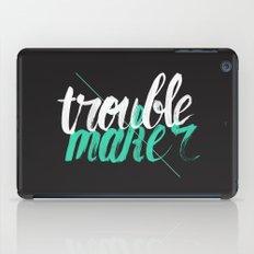 Troublemaker iPad Case