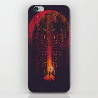 Master Of Illusion iPhone & iPod Skin