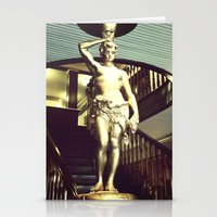 GOLDEN BOY Stationery Cards