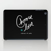 Against All Odds iPad Case