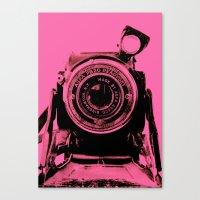 READYSET (PINK) Canvas Print