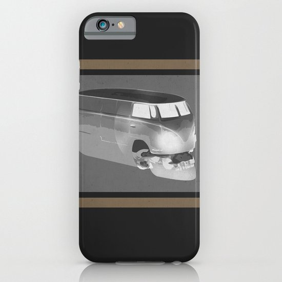 Skull Volkswagen iPhone & iPod Case