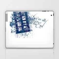 Stories End Laptop & iPad Skin