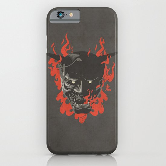"""Onibaba """"Kage Edition"""" iPhone & iPod Case"""