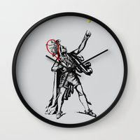 Chief Of The Court Wall Clock