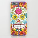 Day of the Dead Sugar Skull iPhone & iPod Case