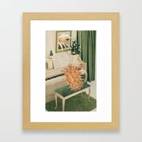 Play it again... Framed Art Print