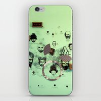 Over And Out!  iPhone & iPod Skin
