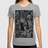 Time, Matter and Black Holes. Womens Fitted Tee Athletic Grey SMALL