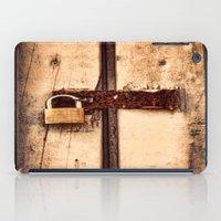 The Lock iPad Case