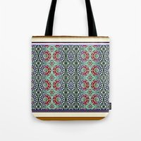 Windy Garden 2 Tote Bag