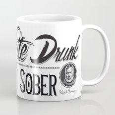 Write Drunk. Edit Sober Mug
