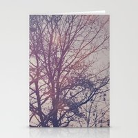 All the pretty lights (3) Stationery Cards