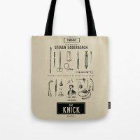 The Knick - Rétro Poste… Tote Bag